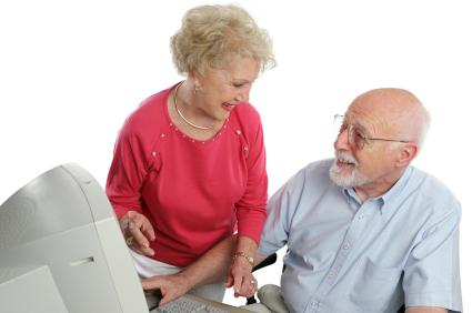 Retired Couple Online